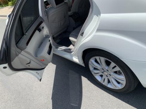 Cần bán Mercedes S400 Hybrid 2012 nhập khẩu màu trắng nt kem 2