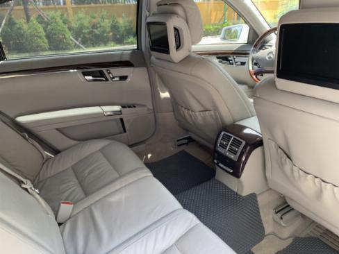 Cần bán Mercedes S400 Hybrid 2012 nhập khẩu màu trắng nt kem 5