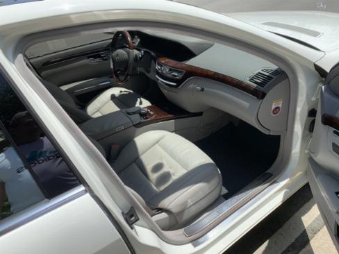 Cần bán Mercedes S400 Hybrid 2012 nhập khẩu màu trắng nt kem 9