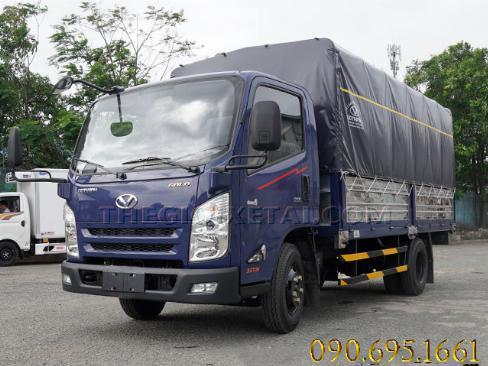 Xe tải Đô Thành Iz65 - 3.5 tấn, Xe đẹp giá rẻ kèm nhiều quà tặng hấp dẫn