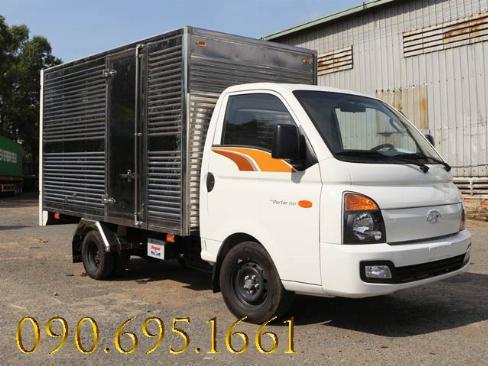 Giá xe Hyundai Porter H150 bán trả góp thủ tục đơn giản, Giao xe nhanh 0