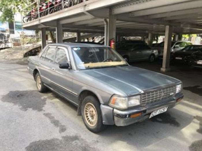 Bán xe Toyota Crown 1989. Xe của Nhật nhập khẩu từ Mỹ