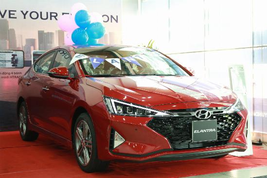 Hyundai Elantra Sport giá tốt, Hyundai An Phú, Hyundai Elantra, Elantra 2019, Xe Hyundai