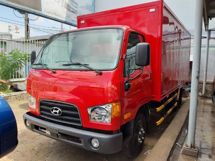 Đánh giá xe tải Hyundai New Mighty 75S Thành Công