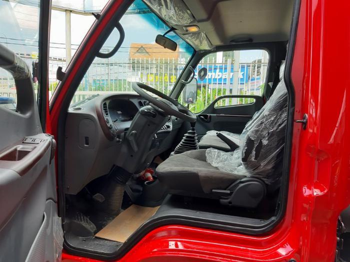 Nội thất xe tải Hyundai 75S