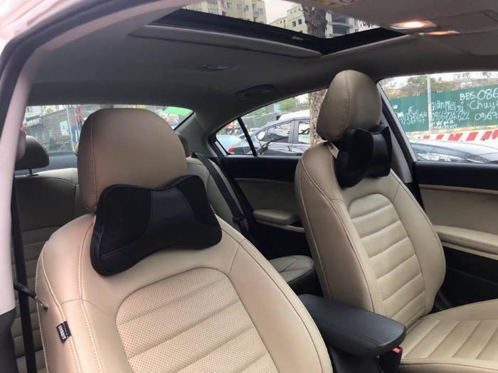 Kia Cerato 2018 tự động màu trắng xe rất đẹp và mới