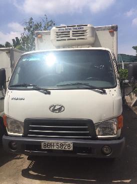 Bán xe tải đông lạnh Hyundai HD72