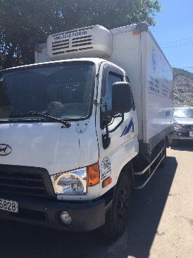 Bán xe tải đông lạnh Hyundai HD72 4
