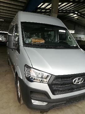 Hyundai Solati 2019 giá ưu đãi nhất thị trường 2