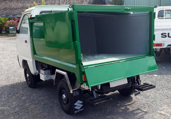 Bán xe Chở Rác - Gom Rác isuzu - 2 khối