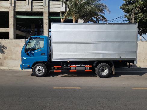 Xe tải THACO 2 tấn - thùng 4,3m - động cơ CN ISUZU 1