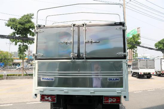 xe tải 5 tấn THACO OLLIN - thùng 4,3m - động cơ WEICHAI 3