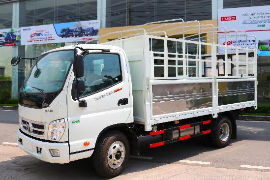 xe tải 5 tấn THACO OLLIN - thùng 4,3m - động cơ WEICHAI 2
