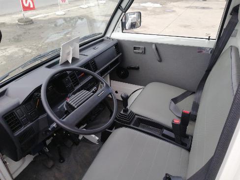 Bán xe Suzuki Truck thùng lững 645kg trả góp tại Cần Thơ 6