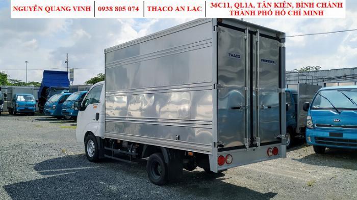 Xe tải Kia K200, 2019, Tải trọng 1,95 tấn, Thay thế K2700 mắt mèo 5