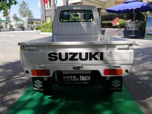 Bán xe Suzuki Truck thùng lững 645kg trả góp tại Cần Thơ 4