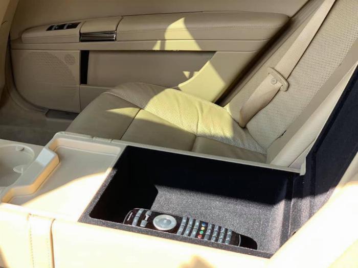 Bán xe Mercedes S400 2012 màu nâu cafe bản xăng điện (hybrid) nhập Đức 4
