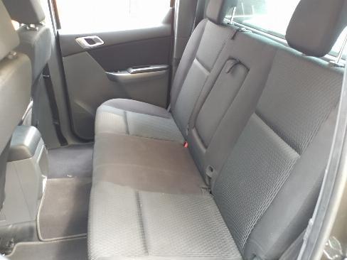Bán Mazda BT50 Xám 2018 số sàn máy dầu, hai cầu xe rất mới. 5