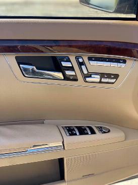 Bán xe Mercedes S400 2012 màu nâu cafe bản xăng điện (hybrid) nhập Đức 5