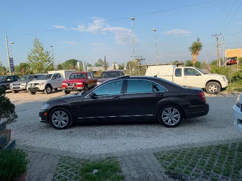 Bán xe Mercedes S400 2012 màu nâu cafe bản xăng điện (hybrid) nhập Đức 6