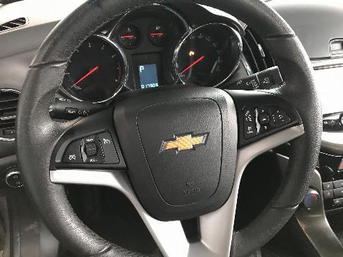 Bán Chevrolet Cruze LTZ 1.8AT màu xám chuột số tự động sản xuất 2017 mẫu mới biển SG đi 17000km 6