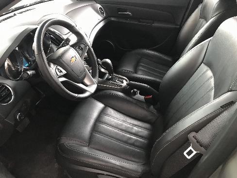 Bán Chevrolet Cruze LTZ 1.8AT màu xám chuột số tự động sản xuất 2017 mẫu mới biển SG đi 17000km 4
