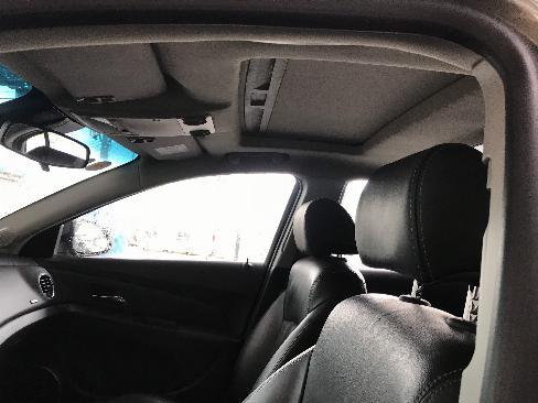 Bán Chevrolet Cruze LTZ 1.8AT màu xám chuột số tự động sản xuất 2017 mẫu mới biển SG đi 17000km 7