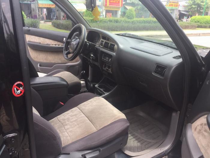 Cần tiền bán Ford Everest sx 2007, màu đen than, số sàn, máy dầu 9
