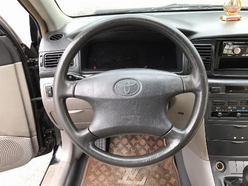Toyota Corolla altis 1.8G đời 2003, màu đen. Chính chủ cực chất lượng 10