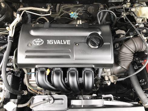 Toyota Corolla altis 1.8G đời 2003, màu đen. Chính chủ cực chất lượng 5