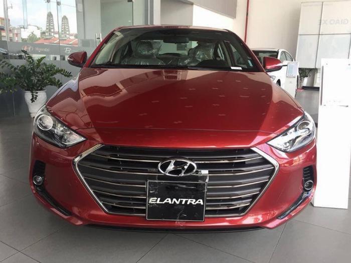 Hyundai Elantra 1.6 Turbo Sport 2019 Khuyến MẠi Cực Khủng Xe Có sẵn giao ngay!