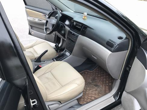 Toyota Corolla altis 1.8G đời 2003, màu đen. Chính chủ cực chất lượng 15