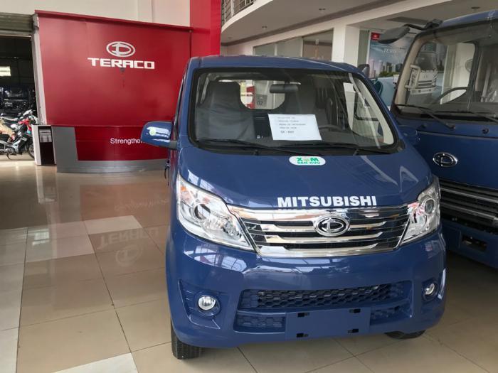 bán xe tải teraco 100 động cơ mitshubishi tải 1t 1