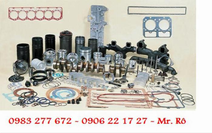 Chuyên cung cấp phụ tùng động cơ thiết bị điện cho xe cơ giới