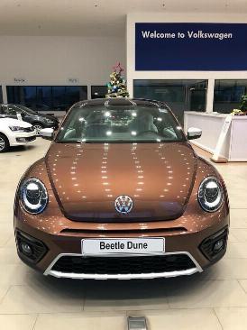 Tặng ngay 30 triệu, cùng phần quà ý nghĩa, khi sở hữu xe Beetle Dune