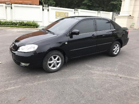 Toyota Corolla altis 1.8G đời 2003, màu đen. Chính chủ cực chất lượng 4
