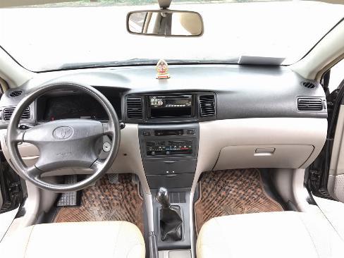Toyota Corolla altis 1.8G đời 2003, màu đen. Chính chủ cực chất lượng 17