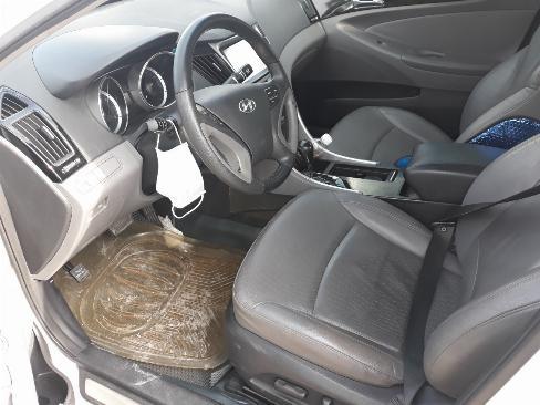 Bán Hyundai Sonata 2.0AT màu trắng số tự động nhập Hàn Quốc 2011 biển tỉnh đi 59000km 5