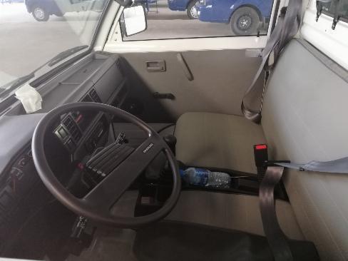 Bán trả góp xe suzuki carry truck thùng mui bạt 600kg 4
