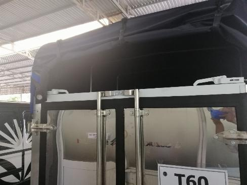 Bán trả góp xe suzuki carry truck thùng mui bạt 600kg 3