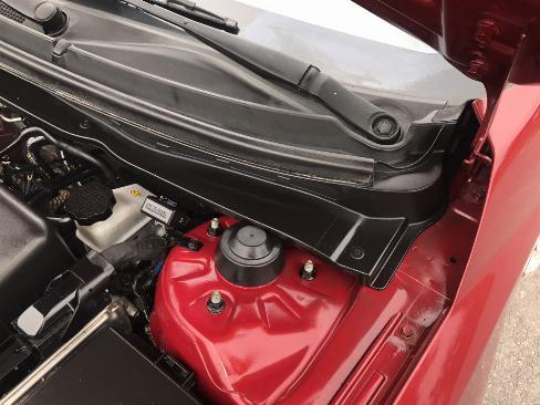Kia Forte 1.6MT SX sản xuất 2009, màu đỏ, nhập khẩu. 1 Chủ Xe Tuyển Khó Cưỡng 12