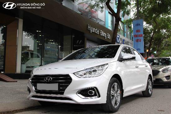 Hyundai Accent 2019 1.4AT ĐẶC BIỆT Xe có sẵn đủ màu giao ngay!