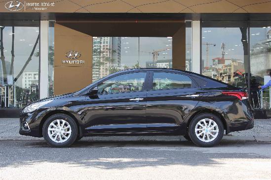 Hyundai Accent 2019 1.4MT Xe có sẵn đủ màu giao ngay!
