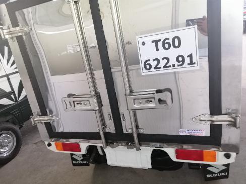 Bán trả góp xe suzuki carry truck thùng mui bạt 600kg 7