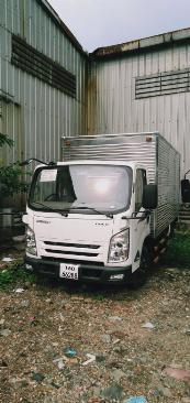 xe tải đô thành 3t5 thùng kín iz65