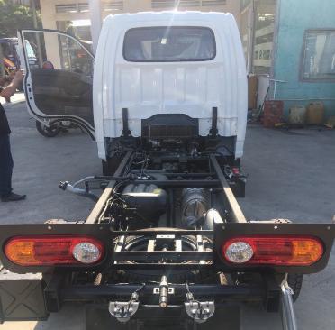 Động cơ xe Hyundai H150