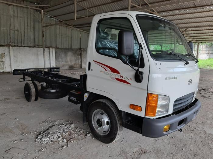 Giới thiệu Hyundai N250SL