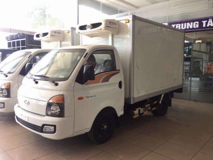 Xe H150 thùng đông lạnh