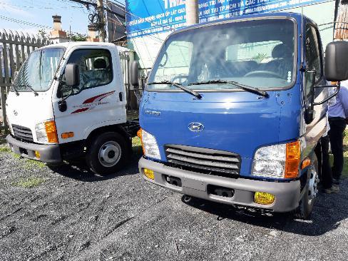 Ngoại thất xe tải Hyundai N250SL