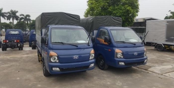 So sánh xe tải 1.5 tấn New Porter H150 với các dòng xe cùng tải trọng